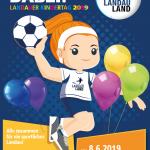 Plakat Landauer Kindertag 2019