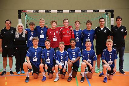 männliche C-Jugend 1