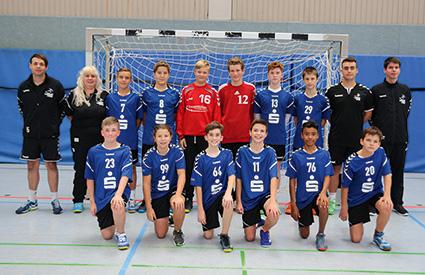 männliche C-Jugend 2